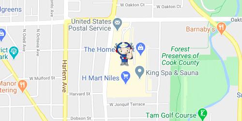 Niles, IL Store (Closed)