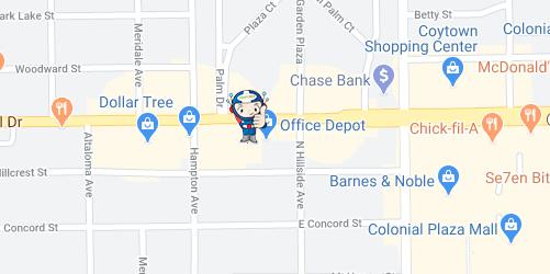 Orlando, FL Store </br> Open on JUNE. 2018